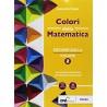 Colori della Matematica 2. Ed. Gialla con quaderno