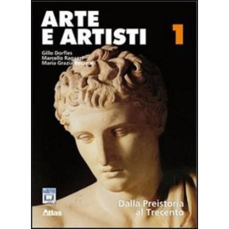 9788826816166_Arte e artisti 1