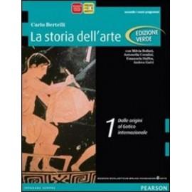 Storia dell'arte. Ediz. verde 1