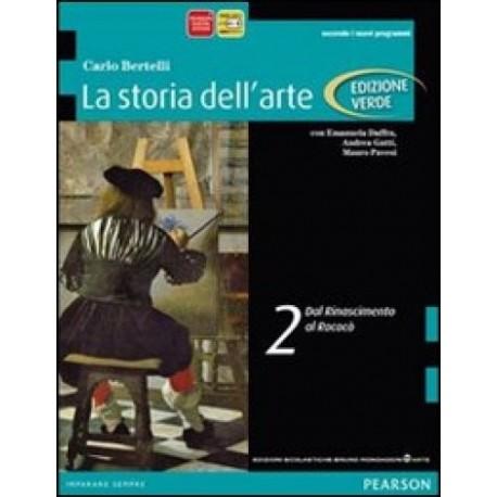9788842445098_Storia dell'arte. Ediz. verde 2