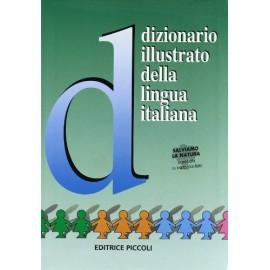 Dizionario illustrato della lingua italiana PICCOLI