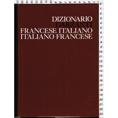 Vocabolario Francese
