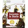 Incontra la storia 1. Con strumenti, quaderno, Storia antica e DVD