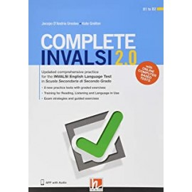 Complete invalsi 2.0. Updated comprehensive practice for the Invalsi english