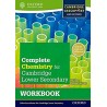 Complete Chemistry for Cambridge Secondary 1. Workbook