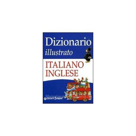 9788809060456 dizionario ilustrato italiano inglese giunti for Traduzione da inglese a italiano