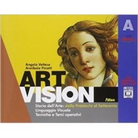 Art vision. A+B