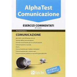 AlphaTest. Comunicazione. Esercizi commentati