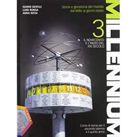 Millennium 3 con Verso l'esame di Stato + CLIL
