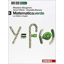 Matematica.verde 5. Con maths in english