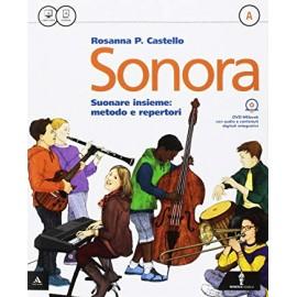 Sonora A + B + Quaderno + Natale di pace con 2 DVD