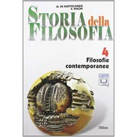 Storia della filosofia 4. Filosofie contemporanee