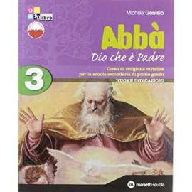 Abbàvolume 3  Dio che è Padre