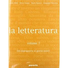 La letteratura 7