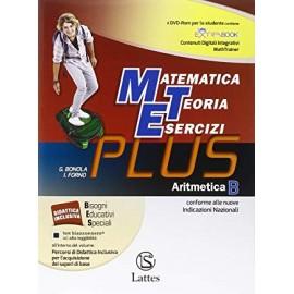 Matematica Teoria Esercizi PLUS. Aritmetica B