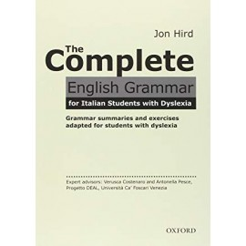 The complete english grammar for students with dyslexia. Student book.