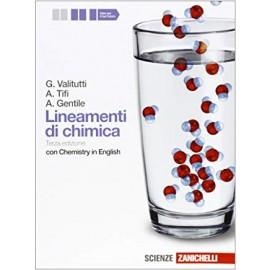 Lineamenti di chimica. Con chemistry in english