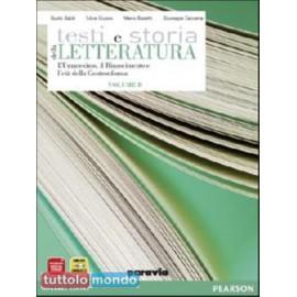 Testi e storia della Letteratura Vol. B