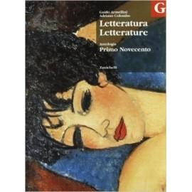 Letteratura letterature. Guida storica 3 + Antologia F, G, H
