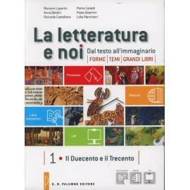 La letteratura e noi 1+2