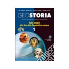 Geostoria. Per le Scuole superiori. Con CD Audio. Con CD-ROM. Con espansione online
