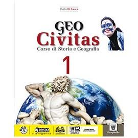 Geocivitas. Con Storiageo facile e Atlante. Per il biennio delle Scuole superiori. Con ebook. Con espansione online. 1.