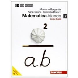 Matematica.bianco 2 con DVD