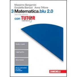Matematica.Blu 2.0 Volume 3 Con Tutor