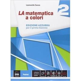 La matematica a colori 2. Edizione azzurra