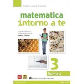 Matematica intorno a te. Numeri. Con quaderno. 3