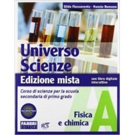 Universo scienze. Tomo A