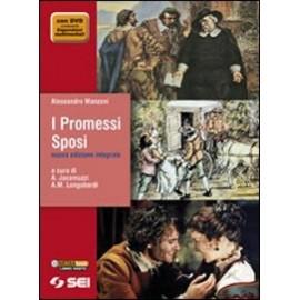 I Promessi Sposi con Quaderno Manzoni. Nuova edizione integrale. (Jacomuzzi)