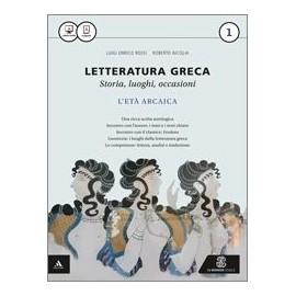 Letteratura greca 1: età arcaica