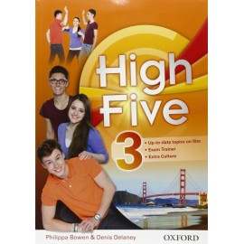 High five 3. Edizione super premium