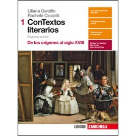 Contextos literarios. Seconda Edizione. 1