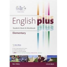 English plus. Elementary Misto special