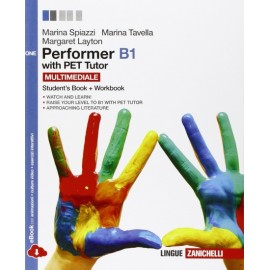 Performer B1 con PET tutor 1
