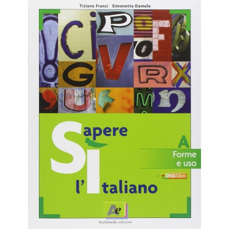 9788879524780 Sì Sapere l'italiano A