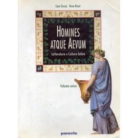 Homines atque Aevum. Volume unico