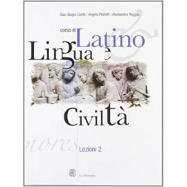 Corso di latino. Lingua e civiltà. Lezioni 2