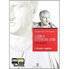 Lezioni di letteratura latina 1: L'età arcaica e repubblicana