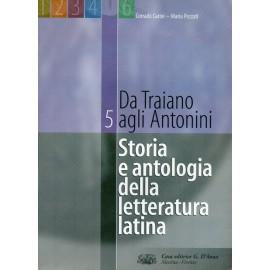 Storia e antologia della letteratura latina 5