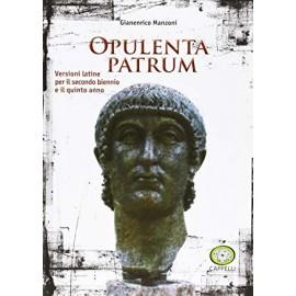 Opulenta patrum. Versioni latine