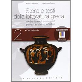 Storia e testi della letteratura greca 2
