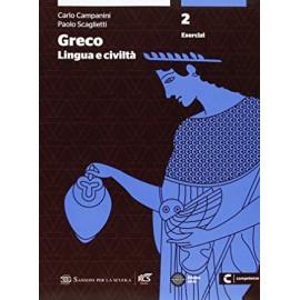 Greco: lingue e civiltà. Esercizi 2