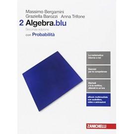 Algebra.BLU 2 con probabilità. Seconda edizione