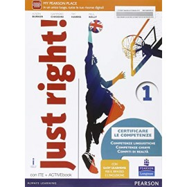 Just right 1. Edizione con activebook