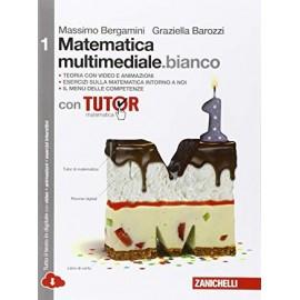 Matematica multimediale.bianco 1 con tutor