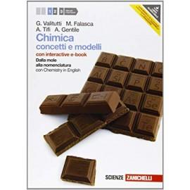 Chimica concetti e modelli 1 con chemistry in English