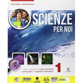 Scienze per noi 1